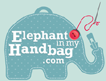 Elephant in my Handbag, home of fabric, ribbon and other scrummy whatnots...